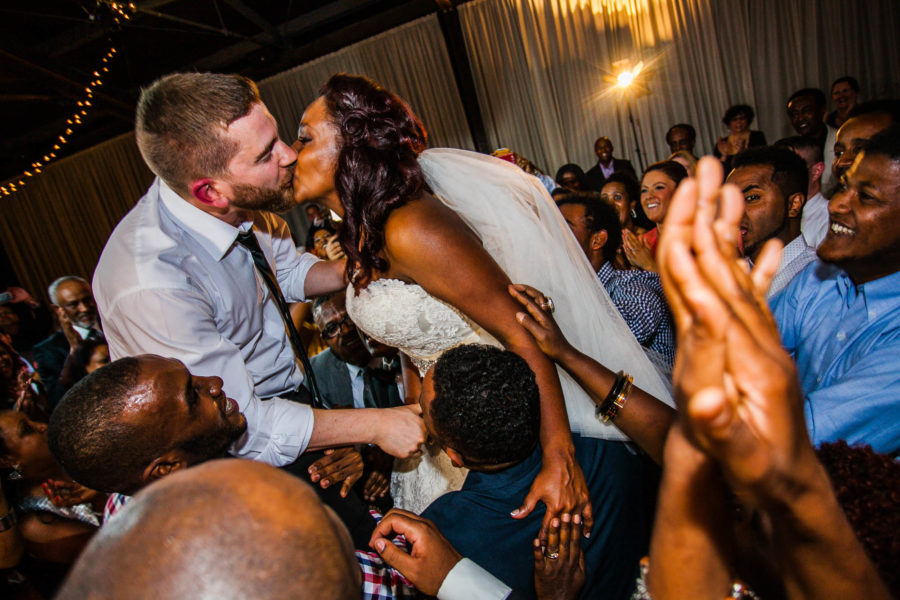 Brod & Wes's Ethiopian Wedding | A gorgeous blend of cultures