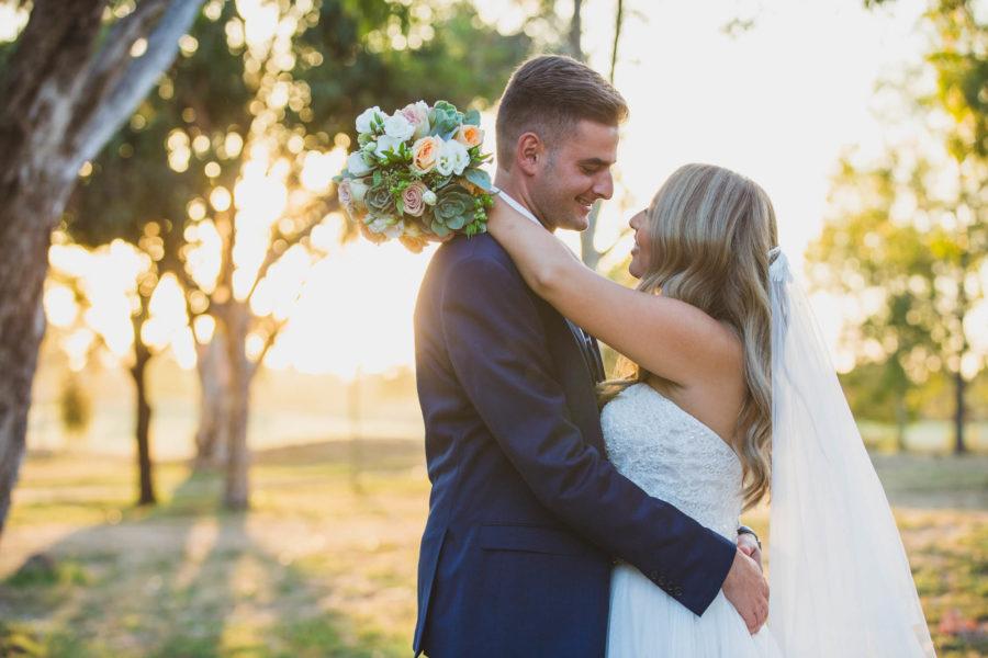Jamie & Gia's Wedding Photography | Eynesbury Homestead