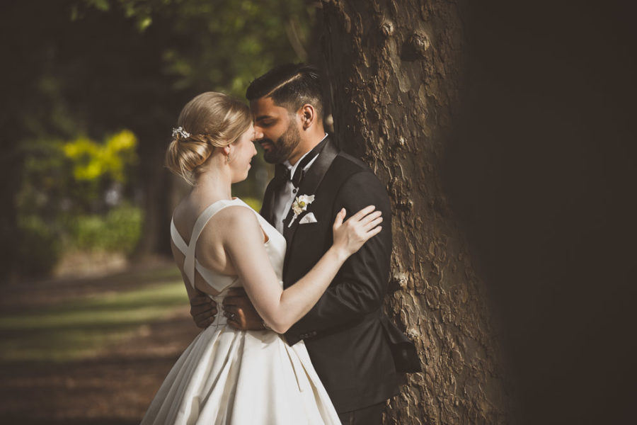 Shui & Kath – Real Weddings Photography | Fitzroy Gardens
