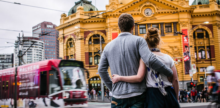 Dan & Kirsten | Engagement Photography Melbourne