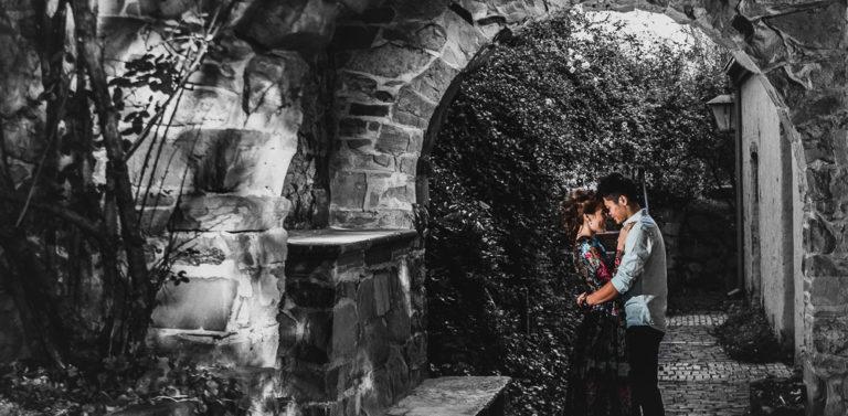 Aris & Ling's Melbourne Engagement Portraits