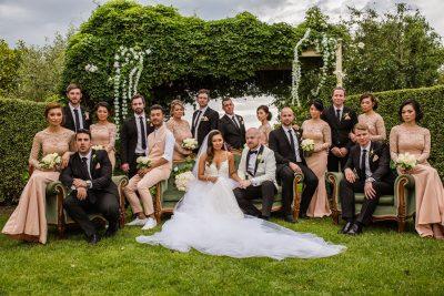 Thomas & Linda's Mornington Peninsula Wedding | Summerfields Estate and Country House