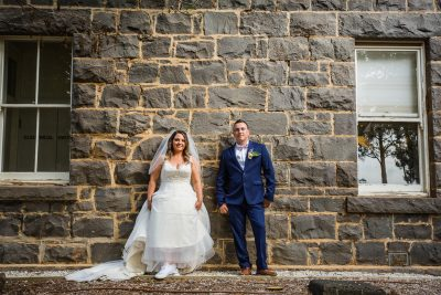 Rob & Maddy Wedding Photography Melbourne | Eynesbury Homestead