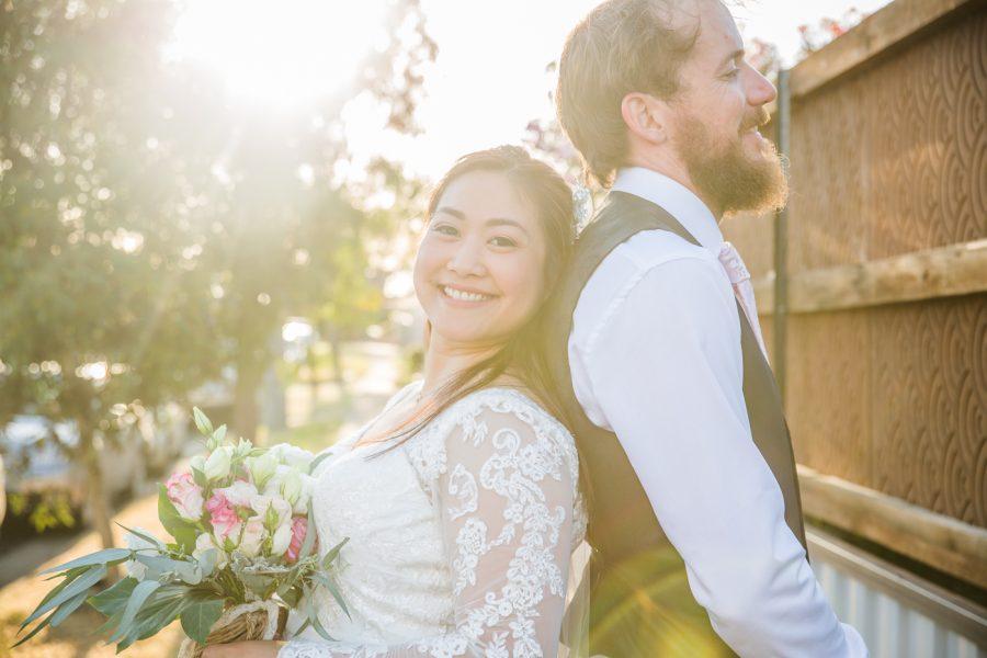 Ben & Amanda's Backyard Wedding | Melbourne Photographer