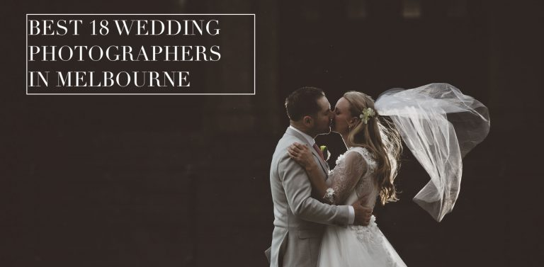 Best 18 Wedding Photographers in Melbourne