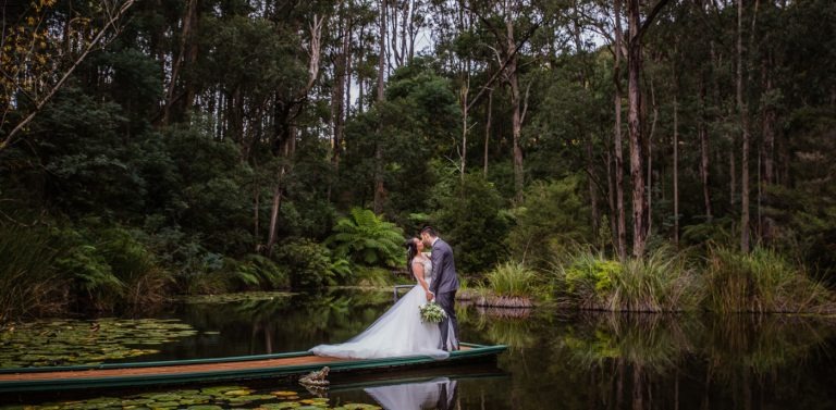 Antony & Emily's Swallowfield Vineyards Wedding Photography | Gembrook