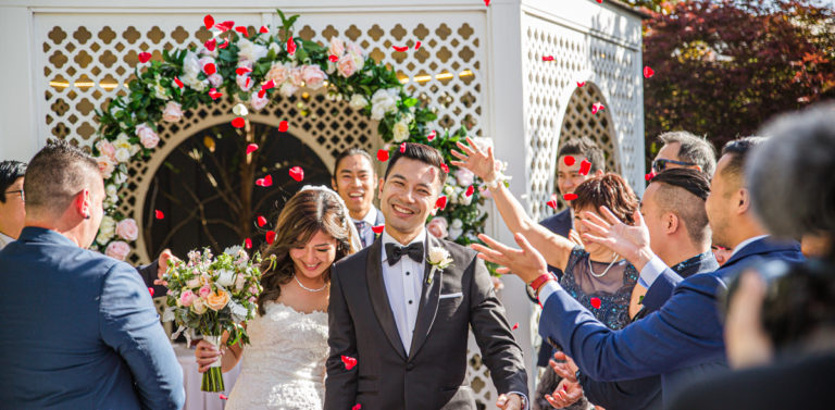 Michael & Lea's Chinese Wedding Photography | White Night Receptions