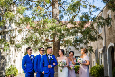 Trung + Hai-Vy // Abbotsford Convent Wedding Photography Melbourne