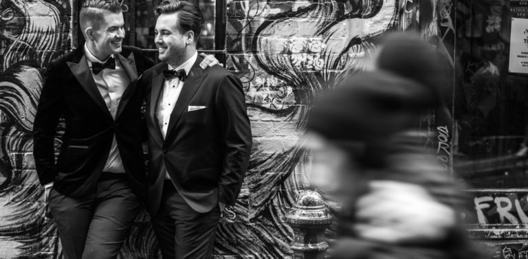 Kody + Jamie // Two Ton Max Same Sex Wedding Melbourne