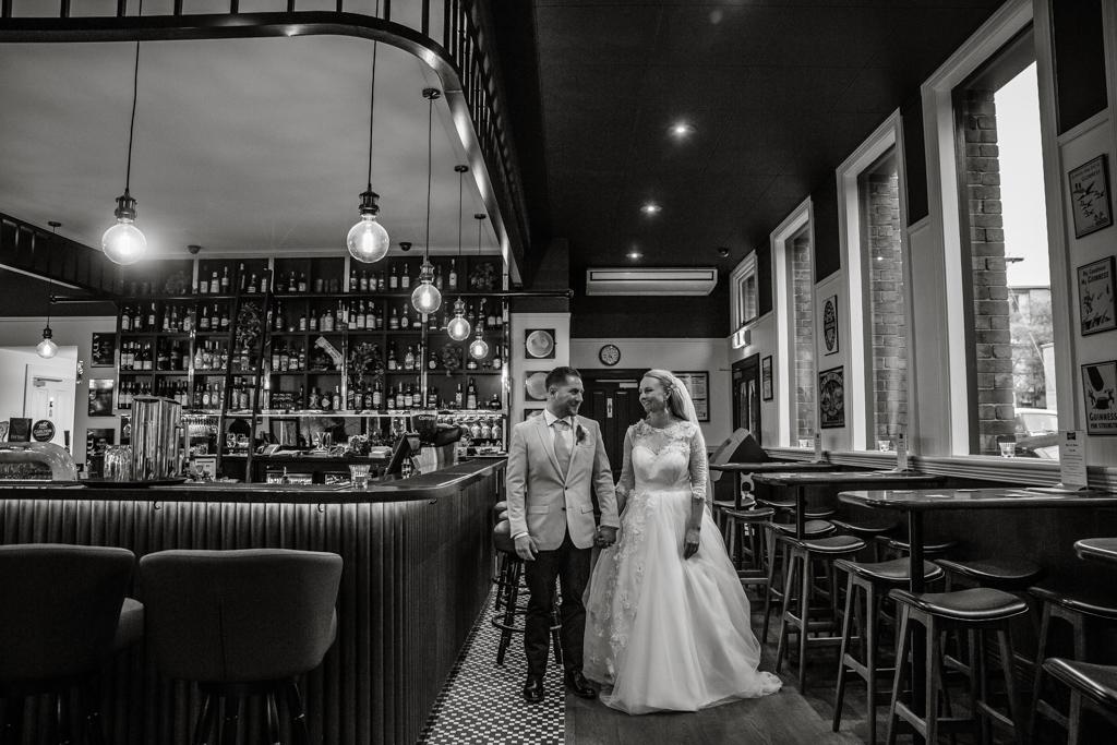 wedding venue fitzroy melbourne pub